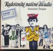 RADOSINSKE NAIVNE DIVADLO  - 2xCD LAS-KA-NIE / KINO POKROK