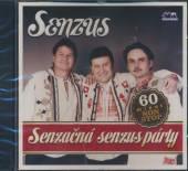 SENZUS  - CD SENZACNI SENZUS PARTY