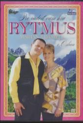 RYTMUS (LUDOVA HUDBA)  - DVD PRE RADOST VAM HRA (CESKA MUZIKA)