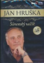 HRUSKA JAN  - 3xCD+DVD SLOVENSKY VALCIK