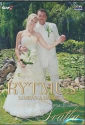 RYTMUS MARIAN A DANIELA  - DVD SVATBA (CESKA MUZIKA)