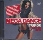 VARIOUS  - CD MEGA DANCE TOP 50 WINTER