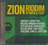 VARIOUS  - CD ZION RIDDIM