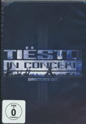 DJ TIESTO  - DVD IN CONCERT