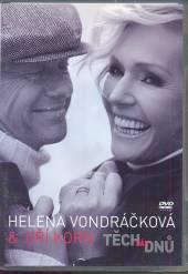 VONDRACKOVA HELENA & KORN JIRI  - DVD TECH PAR DNU