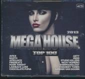 VARIOUS  - CD MEGA HOUSE TOP 100 2013