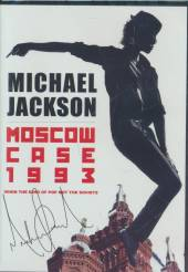 JACKSON MICHAEL  - DVD MOSCOW CASE 1993