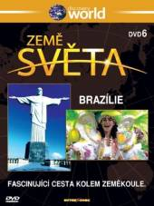 Země světa 6 - Brazílie (Discovery Atlas) DVD - supershop.sk