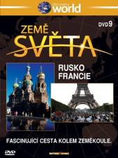 Země světa 9 - Rusko, Francie (Discovery Atlas) DVD - supershop.sk