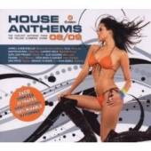 VARIOUS  - 2xCD HOUSE ANTHEMS 08/09