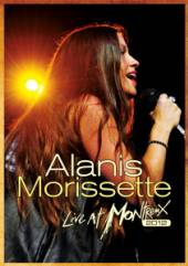 MORISSETTE ALANIS  - DVD LIVE AT MONTREUX 2012