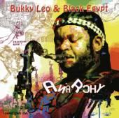 LEO BUKKY  - CD ANARCHY