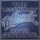 LEGENDARY FATBACK BAND  - CD SECOND GENERATION