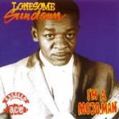 LONESOME SUNDOWN  - CD I'M A MOJO MAN
