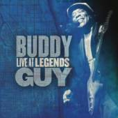 GUY BUDDY  - CD LIVE AT LEGENDS
