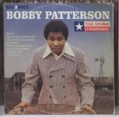 PATTERSON BOBBY  - CD TEXAS SOULMAN EXTRAORDINAIRE