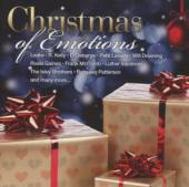 VARIOUS  - CD CHRISTMAS OF EMOTIONS