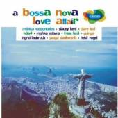 VARIOUS  - CD BOSSA NOVA LOVE AFFAIR