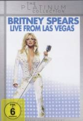 SPEARS BRITNEY  - DVD LIVE FROM LAS VE..