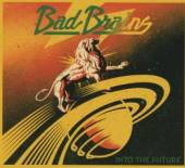 BAD BRAINS  - CD INTO THE FUTURE