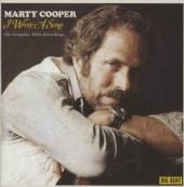 COOPER MARTY  - CD I WROTE A SONG