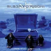 RIGONI ALBERTO  - CD THREE WISE MONKEYS