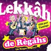 DE REGAHS  - CD LEKKAH
