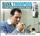 THOMPSON HANK & THE BRAZ  - CD LONG PLAY COLLECTION : 6