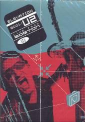 U2  - DVD ELEVATION 2001 TOUR LIVE AT BOSTON