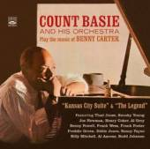 BASIE COUNT  - CD KANSAS CITY SUITE/LEGEND