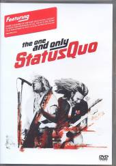 STATUS QUO  - DVD THE ONE & ONLY STATUS QUO