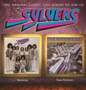 SYLVERS  - CD SHOWCASE / NEW HO..