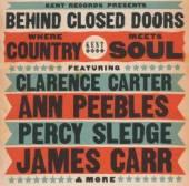 VARIOUS  - CD BEHIND CLOSE DOORS..