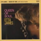 ETTA JAMES  - CD QUEEN OF SOUL