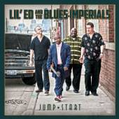 LIL' ED & BLUES IMPERIALS  - CD JUMP START