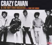 CRAZY CAVAN & RHYTHM ROCKERS  - CD+DVD TEDDY BOY BOOGIE ( 2CD SET )
