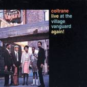 COLTRANE JOHN  - CD LIVE AT THE VILLAGE