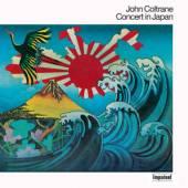 COLTRANE JOHN  - CD CONCERT IN JAPAN