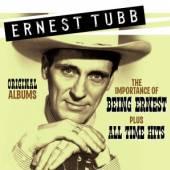 TUBB ERNEST  - CD ORIGINAL ALBUMS: THE