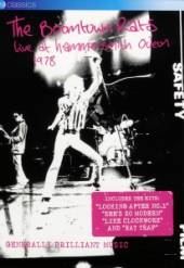BOOMTOWN RATS  - DVD LIVE AT HAMMERSMITH ODEON 1978 - PAL