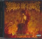 CD Cradle of filth CD Cradle of filth Nymphetamine