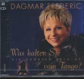 FREDERIC DAGMAR  - CD WAS HALTEN SIE VOM TANGO (GER)