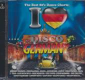 VARIOUS  - 2xCD I LOVE DISCO GERMANY 80S