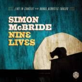 SIMON MCBRIDE  - CD NINE LIVES