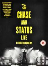 CHASE & STATUS  - DVD LIVE AT BRIXTON ACADEMY (DELUXE)