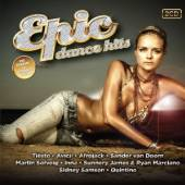 VARIOUS  - CD EPIC DANCE HITS