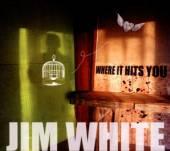 WHITE JIM  - CD WHERE IT HITS YOU