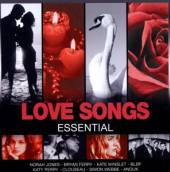VARIOUS  - CD ESSENTIAL-LOVE SONGS
