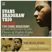 BRADSHAW EVANS/ROOSEVELT  - 2xCD EVANS BRADSHAW TRIO +..