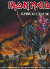 IRON MAIDEN  - 2xVINYL MAIDEN ENGLAND/LTD [VINYL]